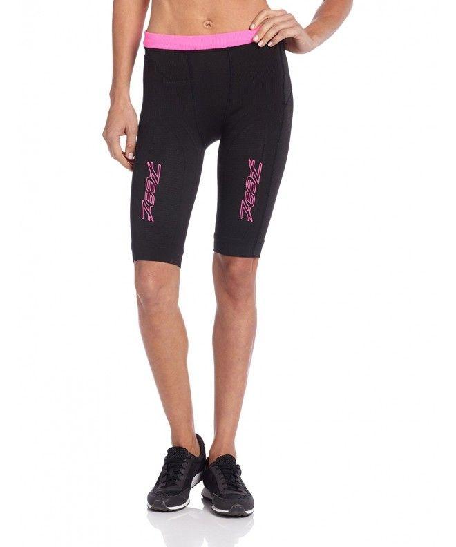 Marathon Workout Shorts Zebra Striped Yoga Shorts Retro Running Athletic Gear Cosplay Dance Costume Cycling Shorts High Waist