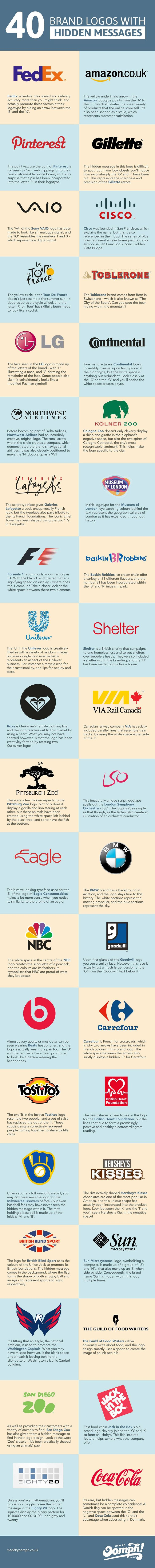 There's more to these logos than what meets the eye.
