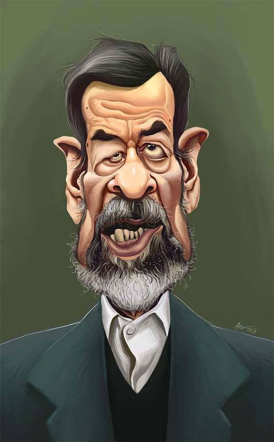 Saddam by Mahdi Kiani-Iran/sep.,2014