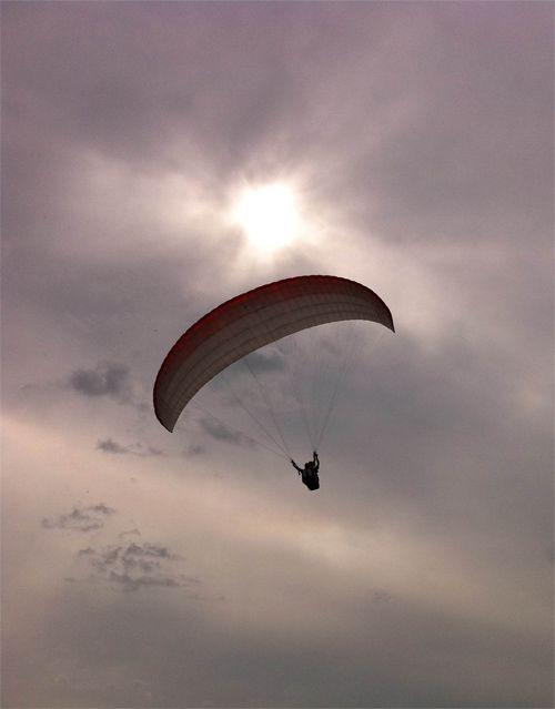 Paragliding / Parapente