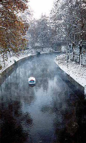 Winter.. Trikala, Thessaly, Greece
