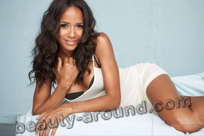 Beautiful Dominican Women, Dania Ramirez American TV and film actress photo