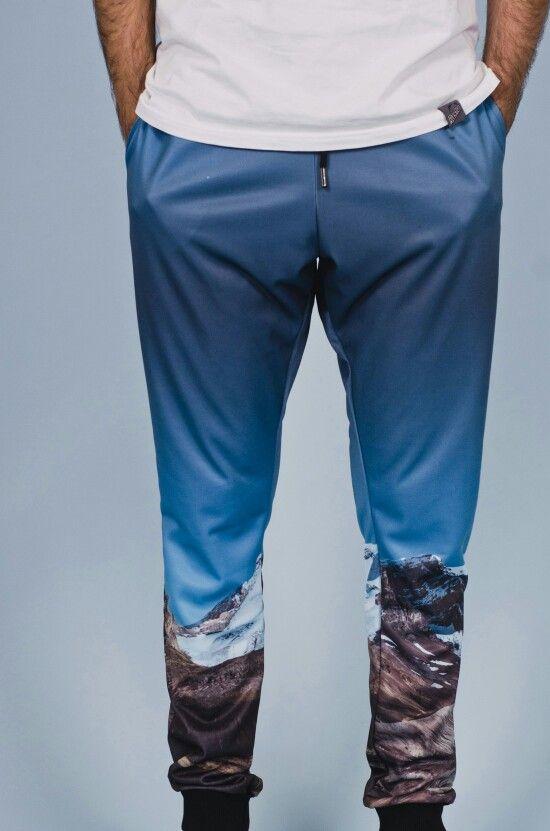 Pantalon AVALANCHE Moda unisex www.vanhoston.com