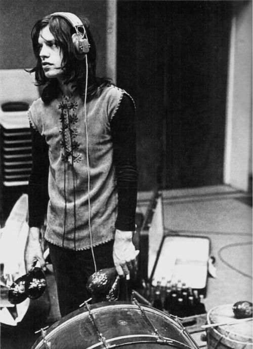Mick Jagger.In the Mood of Création
