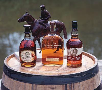 Kentucky Bourbon...