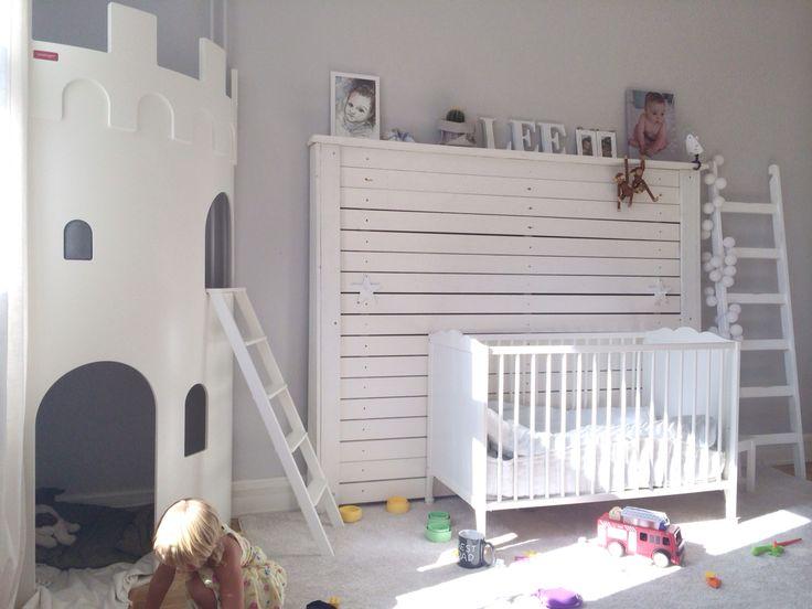 Lee's nya barnrum