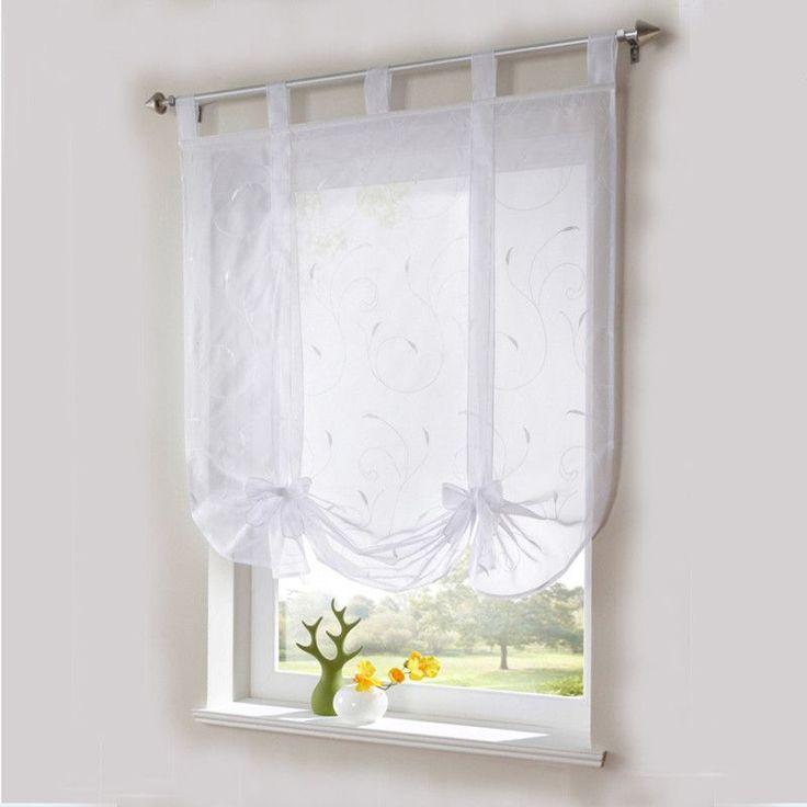17 Best Ideas About Cheap Window Treatments On Pinterest