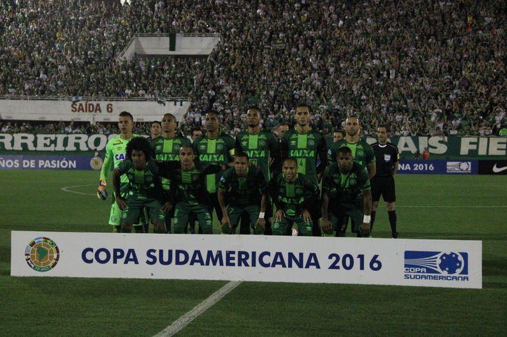 Premiação para Chapecoense na Sul-Americana pode chegar a US$ 3,6 mi #globoesporte
