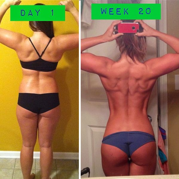 extreme weight loss in 2 weeks