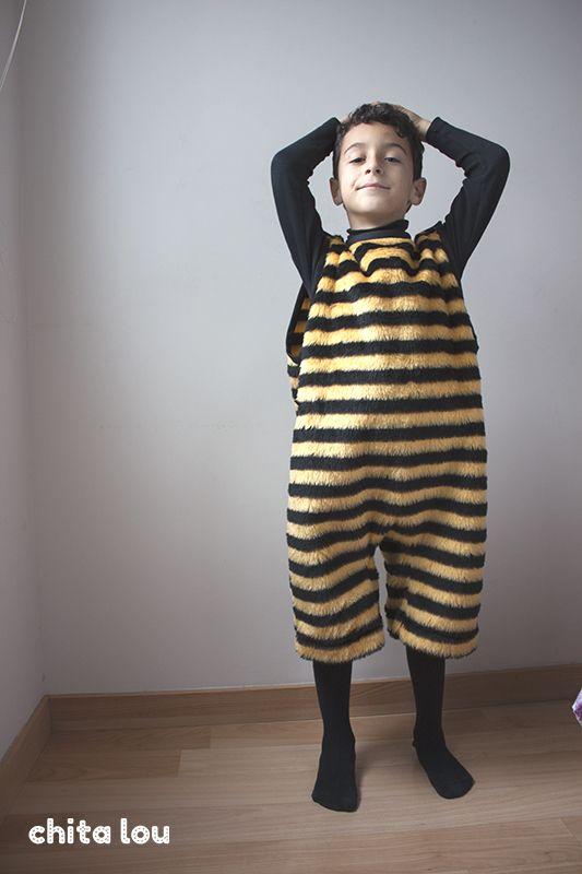 disfraz de abeja 1