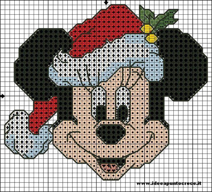 MICKEY (Varios) - Papa Noel