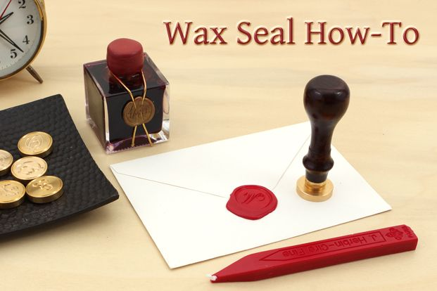 Wax Seal How-To - JetPens.com
