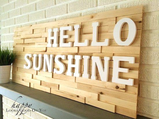 129 best DIY Holz | Wood images on Pinterest | Diy wood, Craft ideas ...