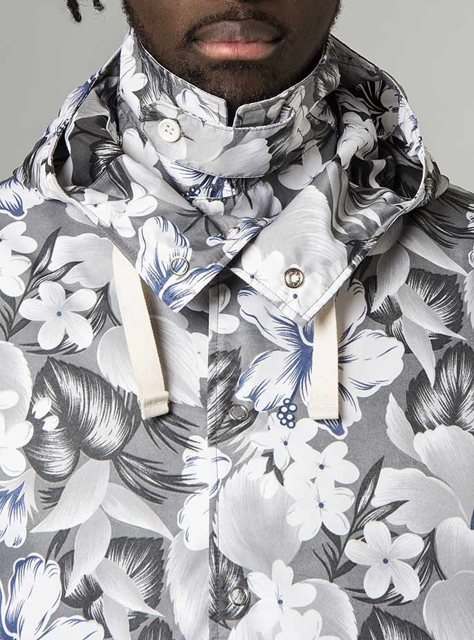 Couverture and The Garbstore - Mens - Engineered Garments - Ground Jacket  http://www.creativeboysclub.com/
