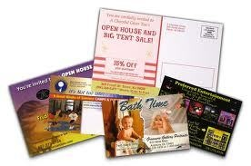 Reasons to Build Your Brand With Postcards Printing by Print India, via Behance