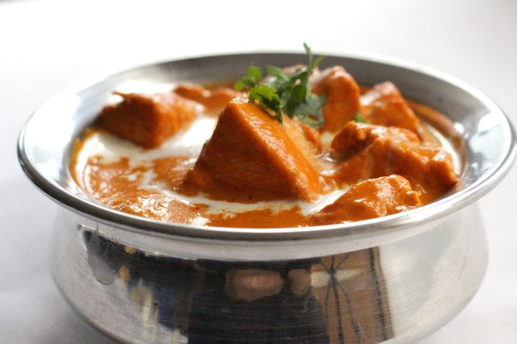 Enjoy our Chicken Tikka Masala! Tender boneless chicken, cooked in creamy tomato sauce with spices. This dish is a favorite and will delight the taste buds! Enjoy this and other delicious dishes at Sitar Restaurant – Welcome to the Mystical World of Indian Cuisine! www.sitarnewhaven.com #sitarnewhaven #ChickenTikkaMasala