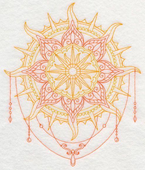 Mehndi Circle Meaning : Best images about mandala on pinterest meditation
