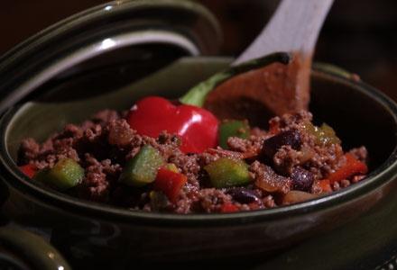 En riktigt god Chili Con Carne. #food #chiliconcarne