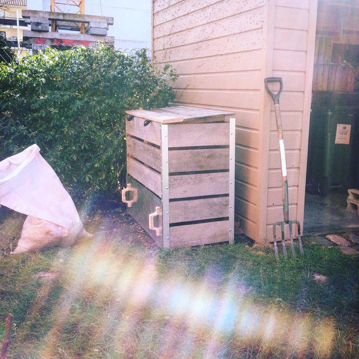 Composteur Bois Pas Cher : de 1000 ideas sobre Composteur Bois en Pinterest Composteur En Bois