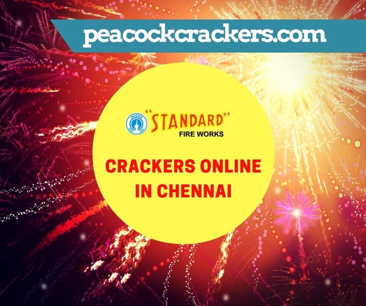 Peacock Crackers are a well known #Onlinecracker portal in India. Provide crackers at very low price with free Shipping in Chennai, Bangalore and all over Tamilnadu.