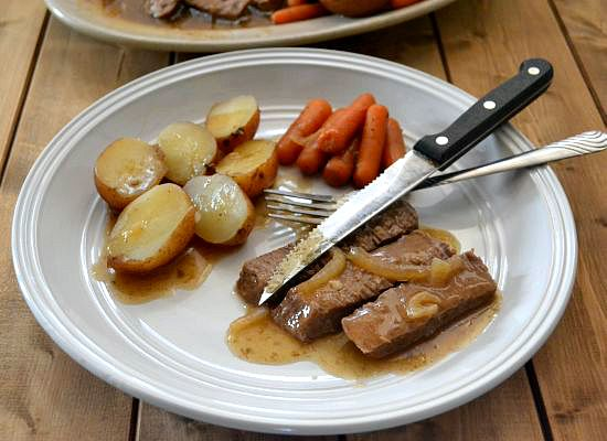 how to cook a london broil roast in the oven