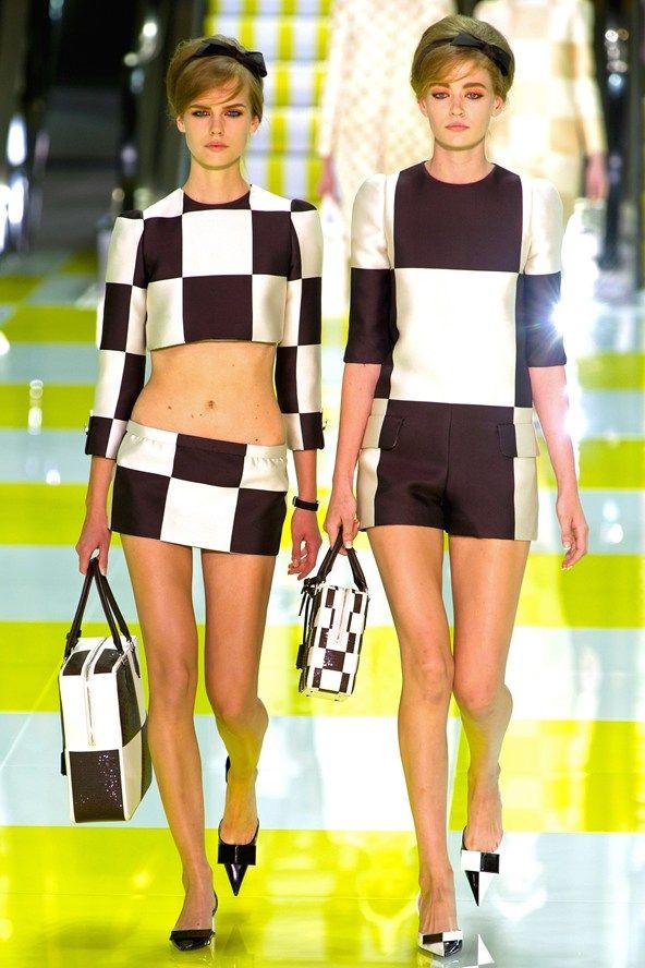 Louis Vuitton Spring/Summer 2013 - Full length photos (Vogue.com UK)