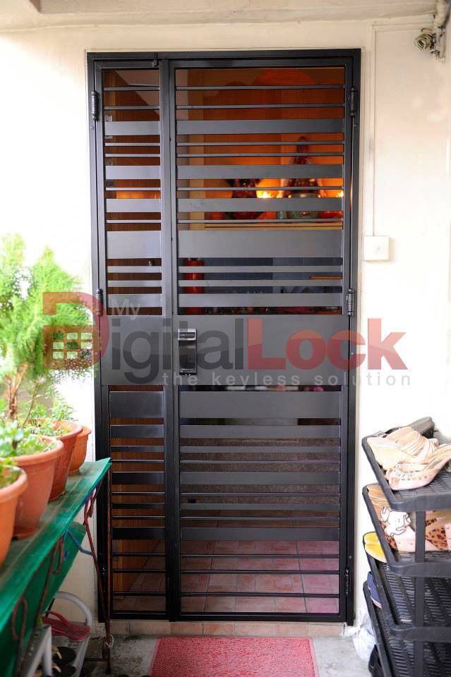 how to make gate grills