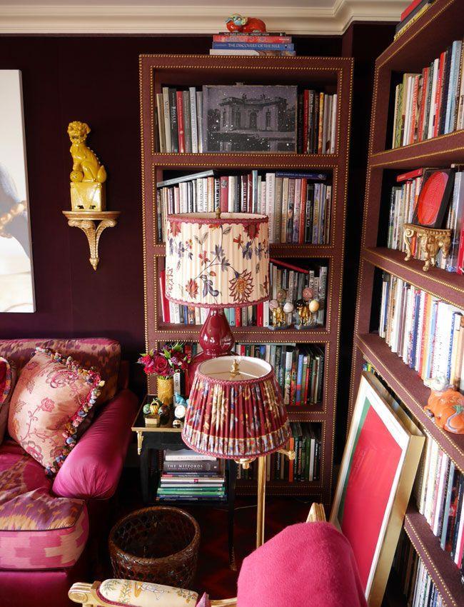 Alex Papachristidis ~ book corner