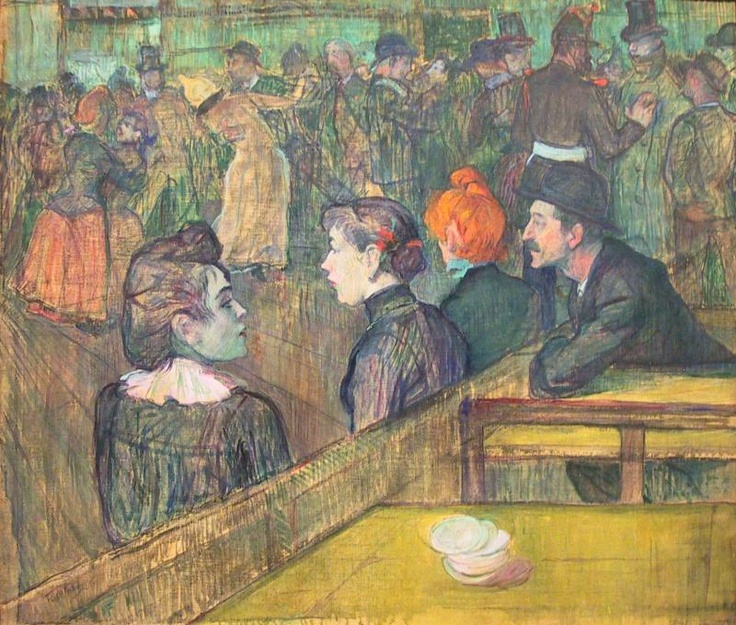 196 best artistic works toulouse lautrec images on for Toulouse lautrec works