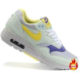 Buy Discount Nike Air Max 1 87 Womens Olive Yellow Blue from Reliable  Discount Nike Air Max 1 87 Womens Olive Yellow Blue suppliers.