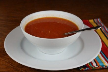 Panera Bread Tomato Soup