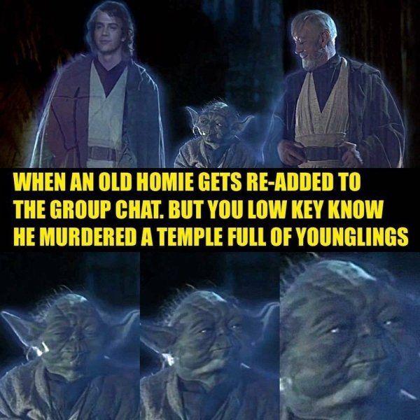 Funny Star Wars GIFs | Tenor