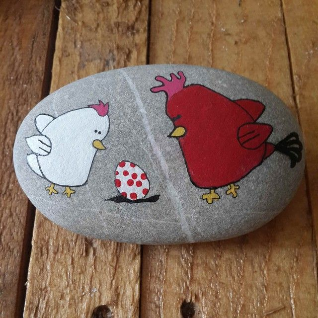 Rock Painting Ideas Pinterest