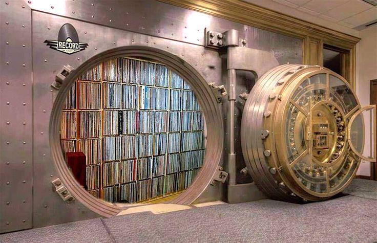 Record vault