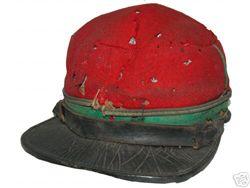 THE ITALIAN WARS OF INDEPENDENCE: original Garibaldini hat on sale.