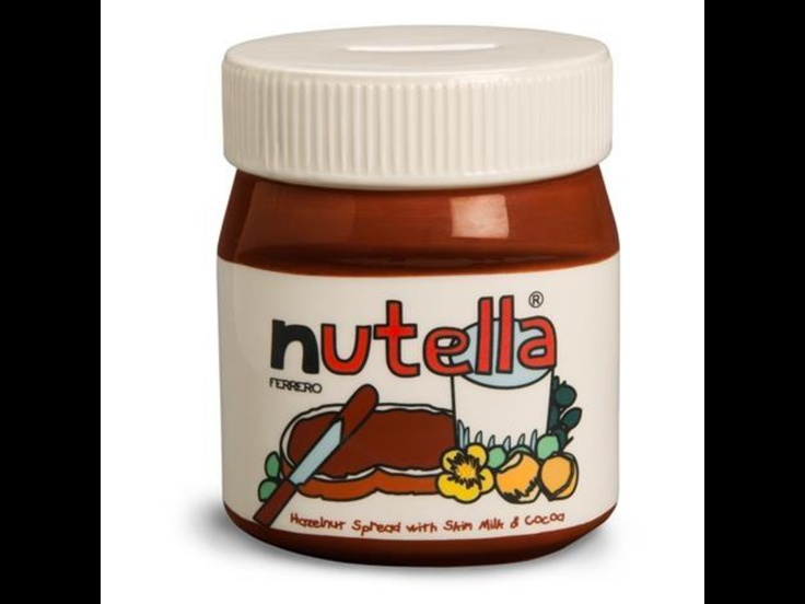 Want!!! Nutella fund!!!