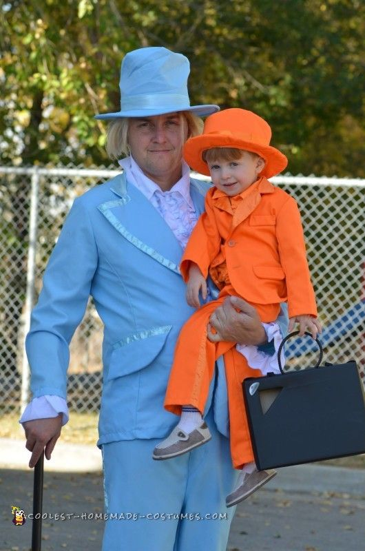 Dumb and Dumber Father and Son Costume with Matt Cutts Van...