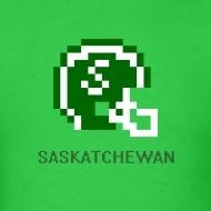 8-Bit Saskatchewan Roughriders