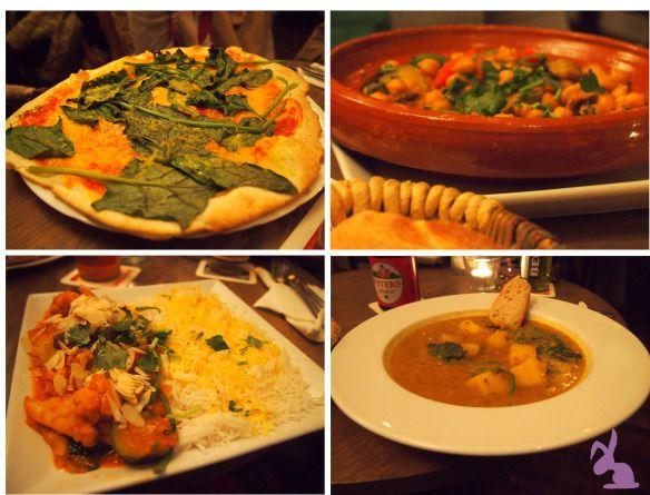 Vegan essen in Bonn: Cafe von&zu