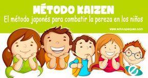 El método Kaizen (Método japones para combatir la pereza) es un método para la estimulación de hábitos saludables ¿El secreto? Lo revelamos aquí