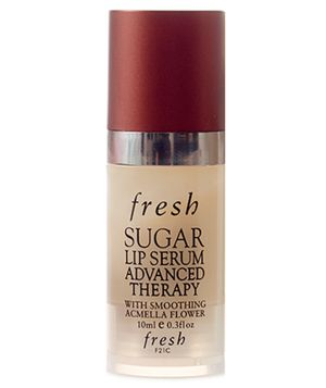 Lips perpetually chapped? Slather this softening treatment on your pout and let it sink in. Sugars and fruit extracts in the formula soothe and smooth away any fine lines or cracks.