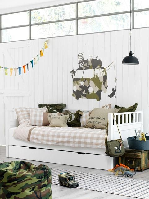 8 best images about cool boy rooms on pinterest camo for Camo kids bedroom ideas