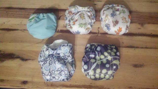 ALLterNATIVEliving: Cloth Diapering a newborn. Cloth Diaper reviews.