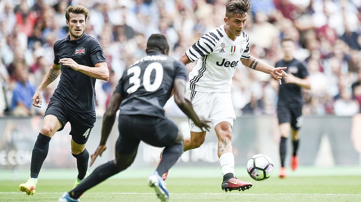 West Ham-Juventus 2-3: segnanoDybala, Mandzukic e Zaza - Tuttosport