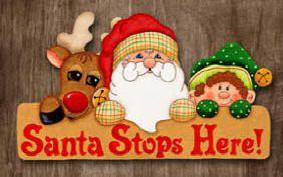 Santa Stops Here Download