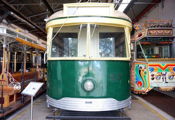 HOT: Melbourne Tram Museum at Hawthorn Depot, 8 Wallen Rd, Hawthorn http://tothotornot.com/2016/05/melbourne-tram-museum-hawthorn-depot-wallen-rd-hawthorn/