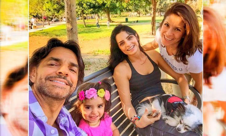 Alessandra Rosaldo celebra su cumpleaños de paseo con Aitana y rodeada del cariño de los Derbez