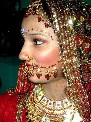 Een Sikh bruid