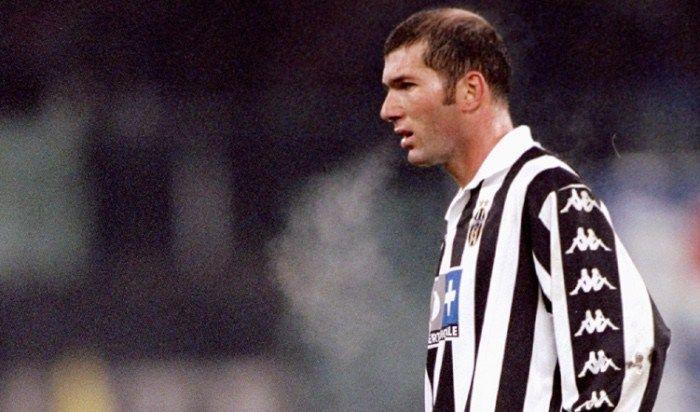 Zinedine Zidane in arte Zizou