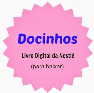 Livro digital de receitas para baixar: Delícias de páscoa, bacalhau, peixe, chocolates e outros